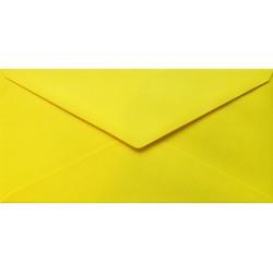 Koperty ozdobne zamykane w trójkąt 115g Żółty