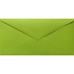 Koperty ozdobne zamykane w trójkąt 115g Jasny Zielony