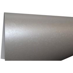 Papier ozdobny srebrny 215g Constelation Forfalle