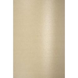 Papier ozdobny metalizowany Aster Metallic 250g Sand...