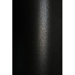Papier ozdobny metalizowany Aster Metallic 120g Black...