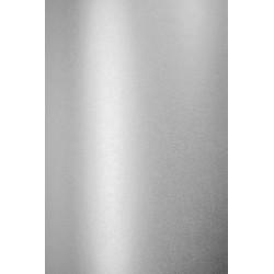 Papier ozdobny srebrny 215g Constellation Jade Satin