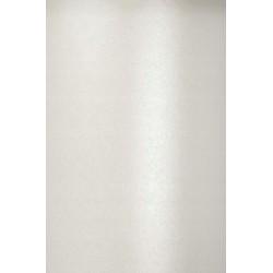 Papier perłowy metalizowany 120g biały 500 A4