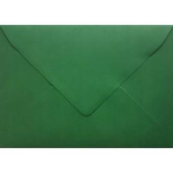 Koperty ozdobne w trójkąt B6 115g 10szt c. zielona