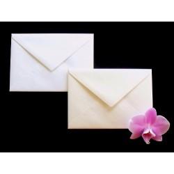 Koperty perłowe trójkąt C6 125g 5sz na zaproszenia
