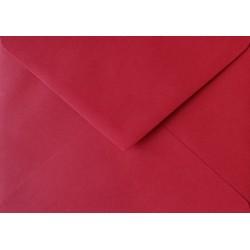 Koperty ozdobne w trójkąt C6 115g 10szt czerwone