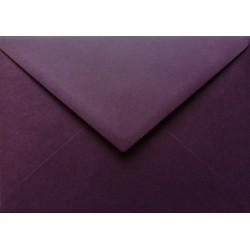 Koperty ozdobne w trójkąt C6 115g 10szt fioletowe