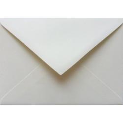 Koperty ozdobne ecru w trójkąt C6 115g 10szt