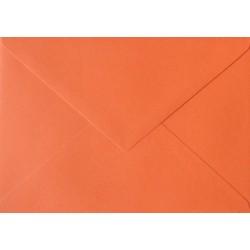Koperty ozdobne w trójkąt C6 115g 10szt pomarańcz