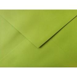 Koperty ozdobne w trójkąt C6 115g 10szt zielona