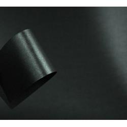 Papier perłowy 120 g na zaproszenia czarny