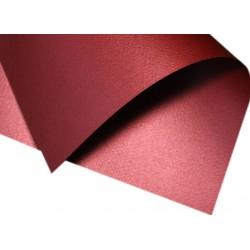 Papier Sirio Pearl Merida Burgund A4 220g 5szt.