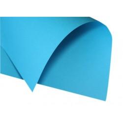 Papier gładki niebieski 230g duży format A2 B2