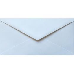 Koperty ozdobne zamykane w trójkąt 115g Białe
