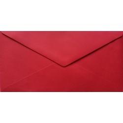 Koperty ozdobne zamykane w trójkąt 115g Czerwony