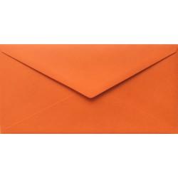 Koperty ozdobne zamykane w trójkąt 115g Pomarańczowy